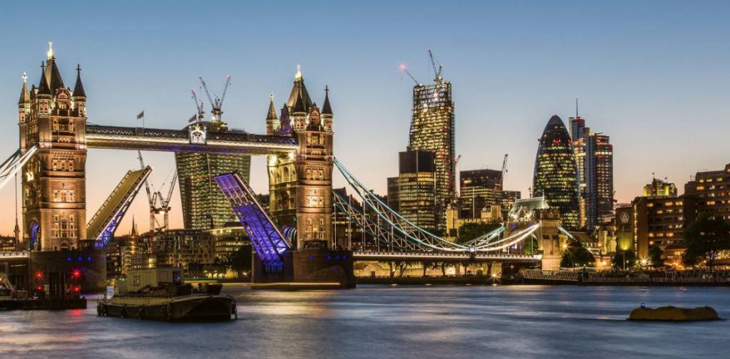 SGRT Community Annual Meeting in London, Tower Bridge, River Thames
