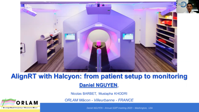 AlignRT with Halcyon: From Patient Setup to Monitoring