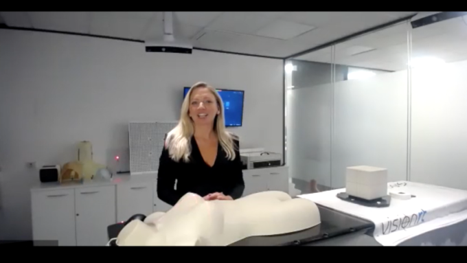 SGRT Clinical Demonstration