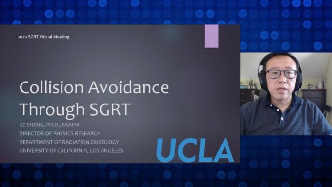 CollisioAvoidance Through SGRT