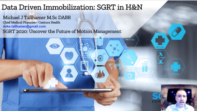 Data Driven Immobilization: SGRT in Head and Neck