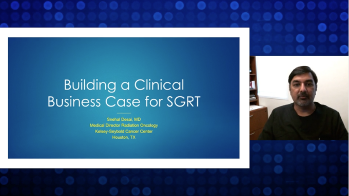 Building a Clinical Business Case for SGRT