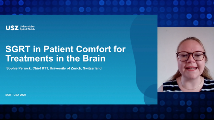 SGRT in Patient Comfort for Treatments in the Brain