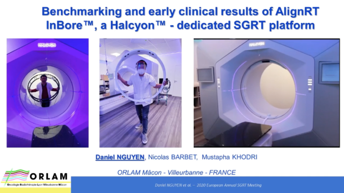 Clinical Experiences with SGRT & Halcyon