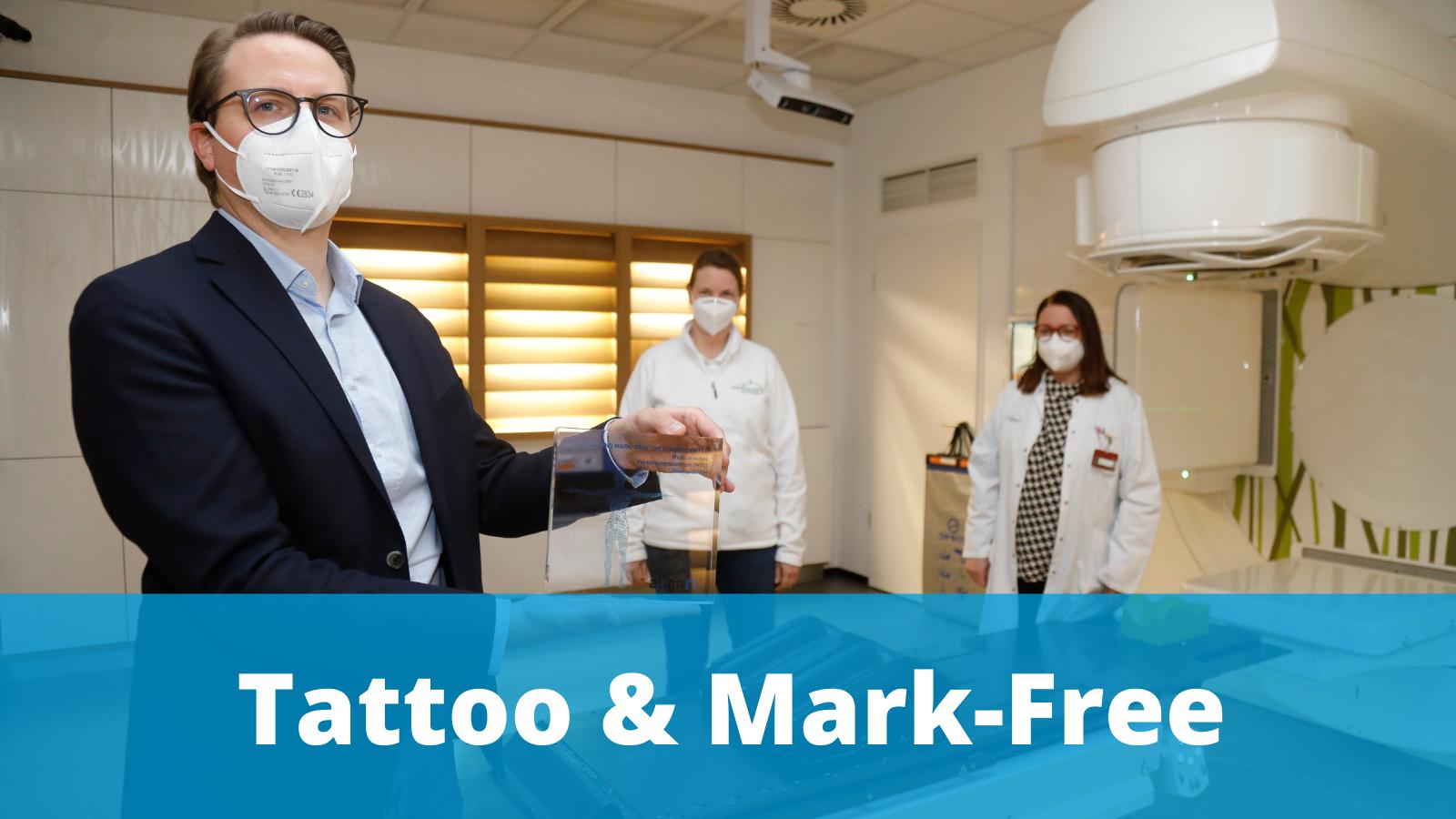 MVZ Taunus GmbH Germany go tattoo and mark-free with AlignRT
