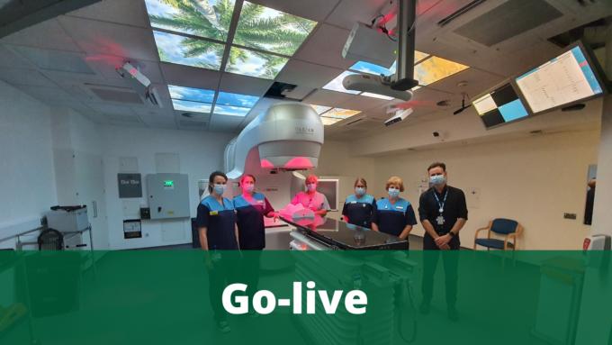 Poole Hospital and Dorset County Hospital go live with AlignRT SGRT technology