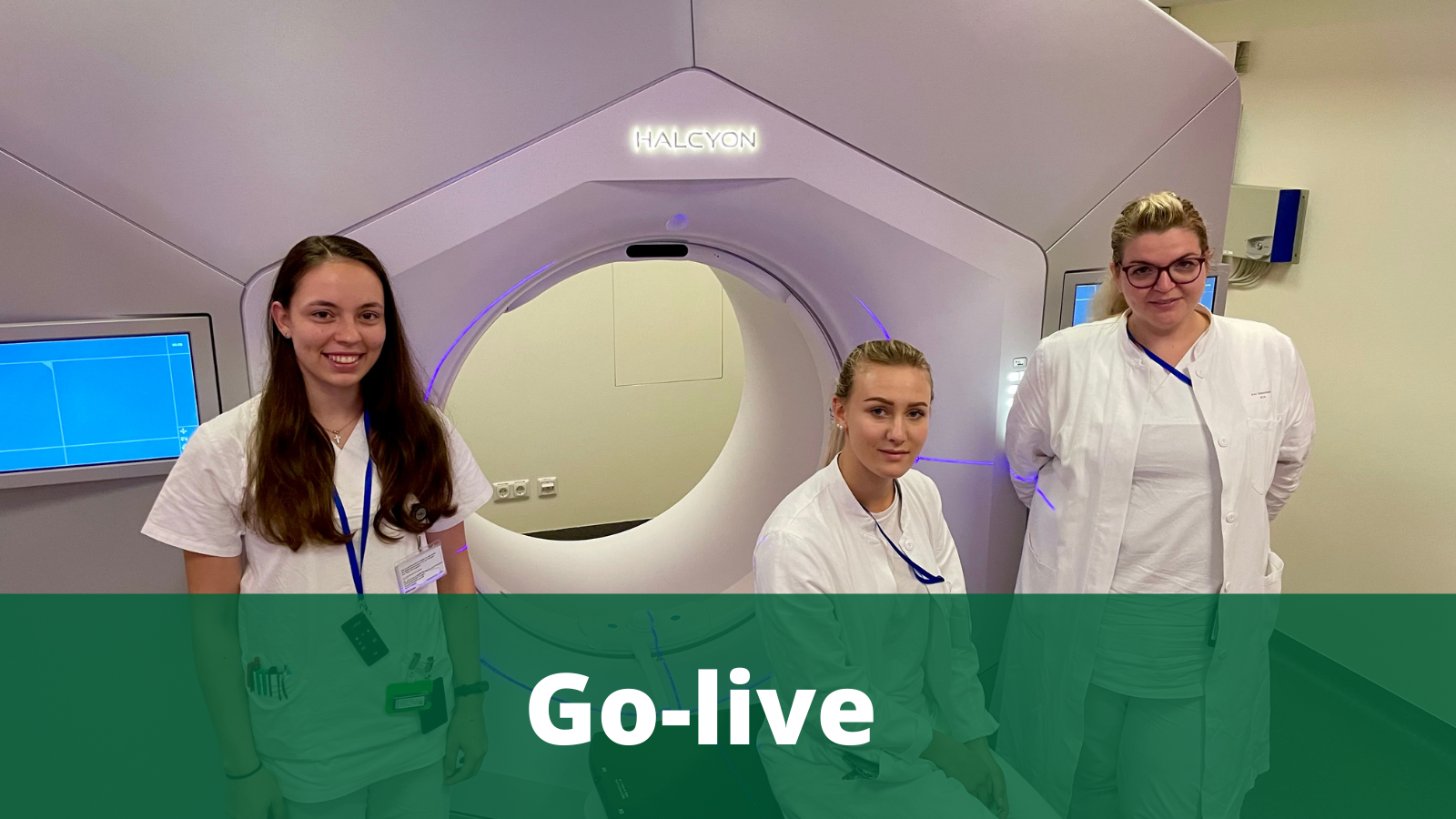 Universitätsklinikum Erlangen go live with AlignRT InBore
